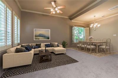 Travis County Single Family Home For Sale: 3929 Gyrfalcon Cv