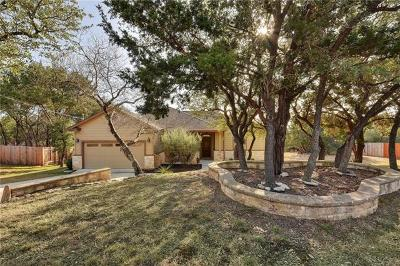 Dripping Springs Single Family Home For Sale: 10209 Sandy Beach Rd