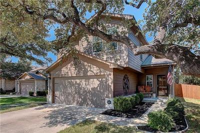 Hays County, Travis County, Williamson County Single Family Home Pending - Taking Backups: 11506 Eric Heiden Ct