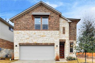Cedar Park TX Single Family Home For Sale: $379,900