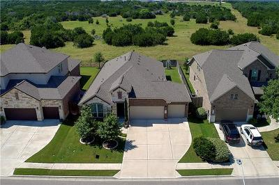 Cedar Park Single Family Home Pending - Taking Backups: 3115 Paseo De Charros