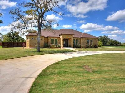 Bastrop County Single Family Home For Sale: 156 Eland Ave