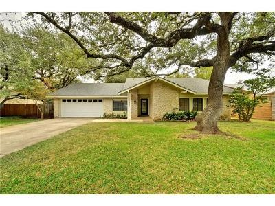 Travis County, Williamson County Single Family Home For Sale: 11803 Highland Oaks Trl