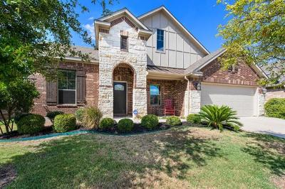 Pflugerville Single Family Home For Sale: 2809 Sixpence Ln