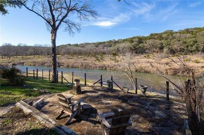 Wimberley Single Family Home Pending - Taking Backups: 600 River Rapids Rd