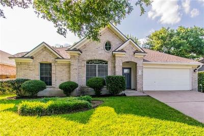 Austin Single Family Home Pending - Taking Backups: 8532 Copano Dr