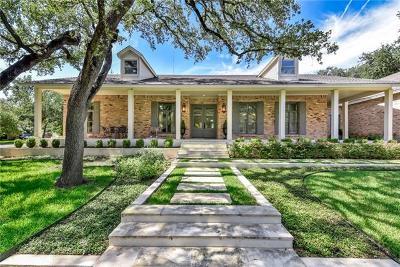 Travis County Single Family Home Pending - Taking Backups: 2700 Berenson Ln