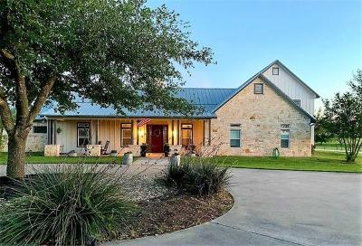 Bastrop County Single Family Home For Sale: 263 Roemer Rd