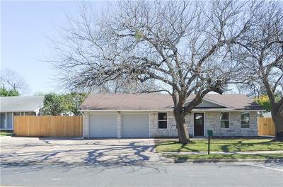 Austin Single Family Home For Sale: 10001 Childress Dr