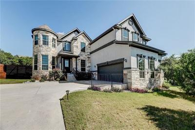 Austin Single Family Home For Sale: 7840 Aria Loop