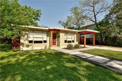 Austin Single Family Home For Sale: 3002 Funston St