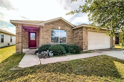 Elgin Single Family Home Pending - Taking Backups: 17921 Prairie Verbena Ln