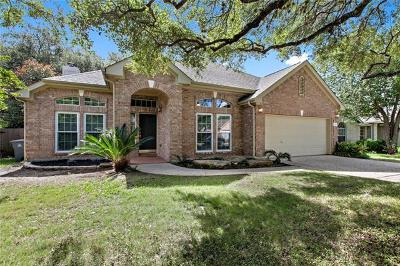 Hays County, Travis County, Williamson County Single Family Home Pending - Taking Backups: 6408 Ruxton Ln