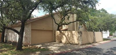 Austin TX Condo/Townhouse Pending - Taking Backups: $215,000