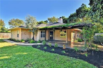 Travis County Single Family Home For Sale: 2301 Mecca Rd