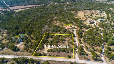 Travis County Residential Lots & Land For Sale: Rim Rock Trl