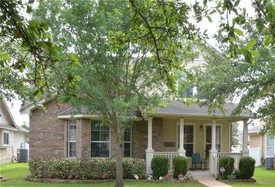 Cedar Park Single Family Home Pending - Taking Backups: 1807 Copper Breaks Ln