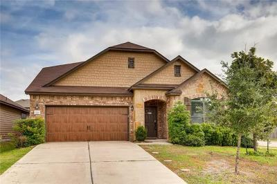 Pflugerville Single Family Home For Sale: 900 Bethel Way