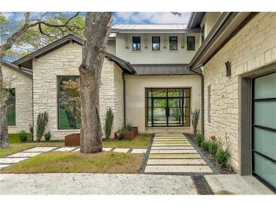 Austin TX Single Family Home Pending - Taking Backups: $2,150,000