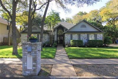 Austin Single Family Home For Sale: 10109 Pinehurst Dr