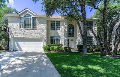 Travis County, Williamson County Single Family Home For Sale: 12404 Mallard Ln
