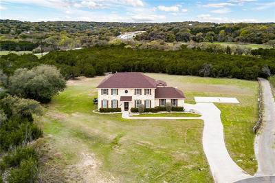 Canyon Lake Single Family Home For Sale: 753 Caballo Trl