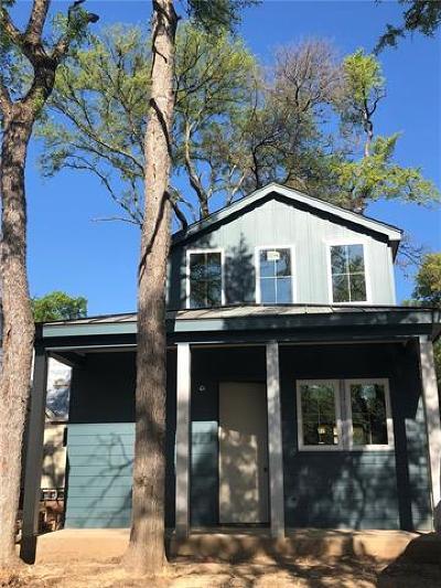 Single Family Home For Sale: 2204 Ann Arbor