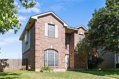 Pflugerville Single Family Home For Sale: 17120 Bishopsgate Dr
