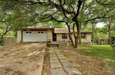 Single Family Home For Sale: 7300 Oak View Cv