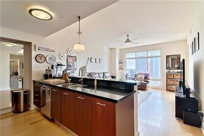 Condo/Townhouse For Sale: 603 Davis St #1107