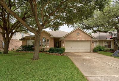 Cedar Park Single Family Home For Sale: 911 Brighton Bend Ln