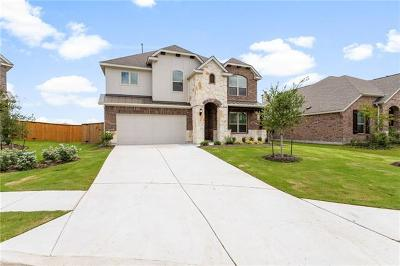 Pflugerville Single Family Home For Sale: 19913 Rhiannon Ln