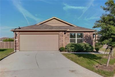 Elgin Single Family Home For Sale: 18320 Rock Sage Cv