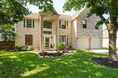 Georgetown TX Single Family Home For Sale: $284,500