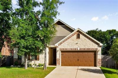 San Marcos Single Family Home For Sale: 306 Autumn Willow Dr