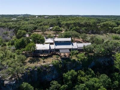 Travis County Single Family Home For Sale: 4200 Cypress Canyon Trl