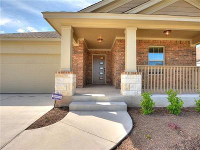 Pflugerville Single Family Home For Sale: 725 Carillion Dr