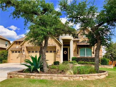 Austin Single Family Home For Sale: 13587 Mesa Verde Dr