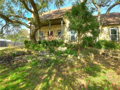 Austin Single Family Home For Sale: 8102 Current Cir