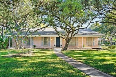 San Marcos Single Family Home Pending - Taking Backups: 611 Dale St