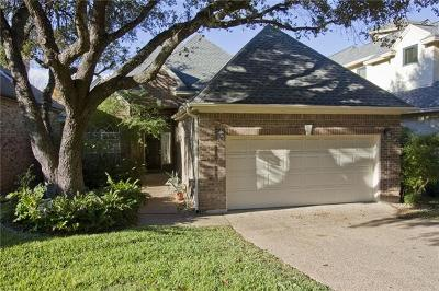 Austin Single Family Home For Sale: 6007 Messenger Stake