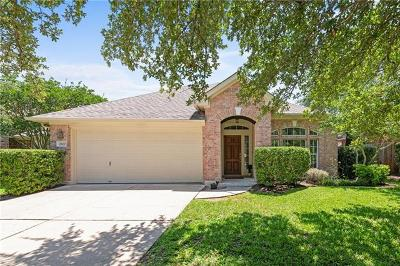 Single Family Home For Sale: 2807 Lantana Ridge Dr