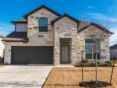 Buda Single Family Home For Sale: 5957 Heron Dr
