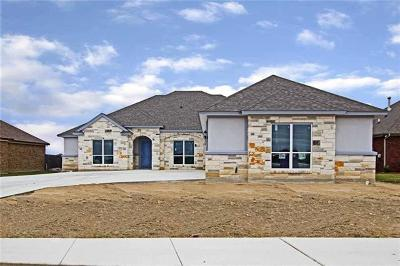 Killeen Single Family Home For Sale: 2200 Reese Creek Rd