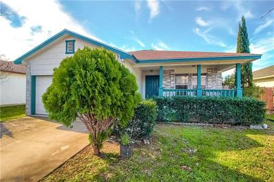 Austin Single Family Home For Sale: 8425 Alum Rock Dr