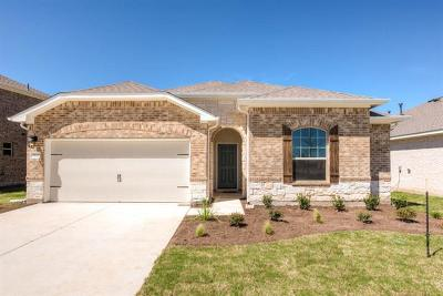 Georgetown Single Family Home For Sale: 5428 Vanner Path