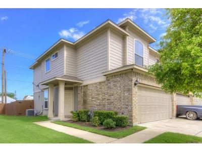 Pflugerville Condo/Townhouse For Sale: 14500 Charles Dickens Dr #A