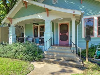 Single Family Home Pending - Taking Backups: 4314 Avenue H