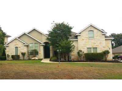 Lakeway Single Family Home Pending - Taking Backups: 409 New Lido Dr