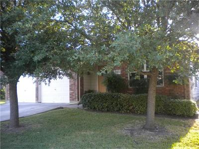 San Marcos Single Family Home For Sale: 1308 Sunflower Ln